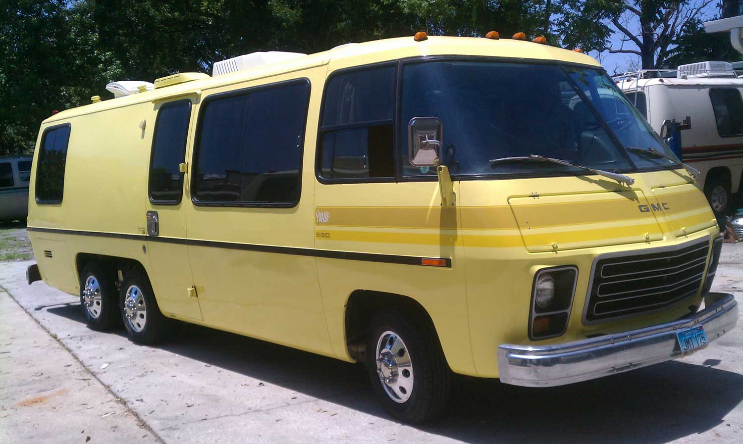 Motorcoach For Sale >> GMC Motorhome, A project many may need to do